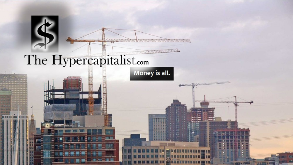 The Hypercapitalist | Money is all.