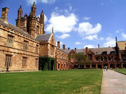 University_of_Sydney_Main_Quadrangle